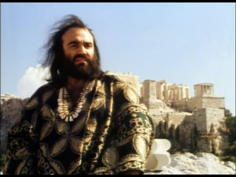 On this day in 2015, Demis Roussos passes away aged 68
