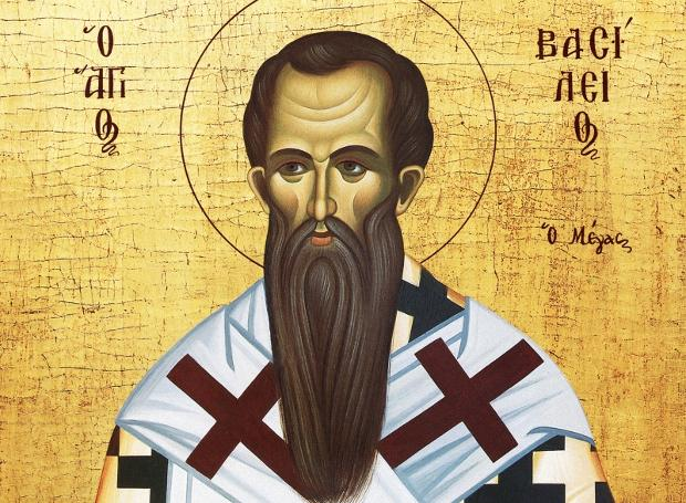 January 1, Feast Day of Saint Basil the Great