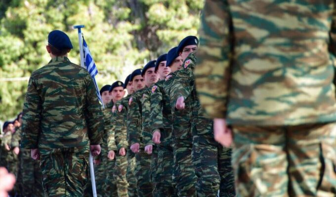 Greece extends compulsory military service to 12 months