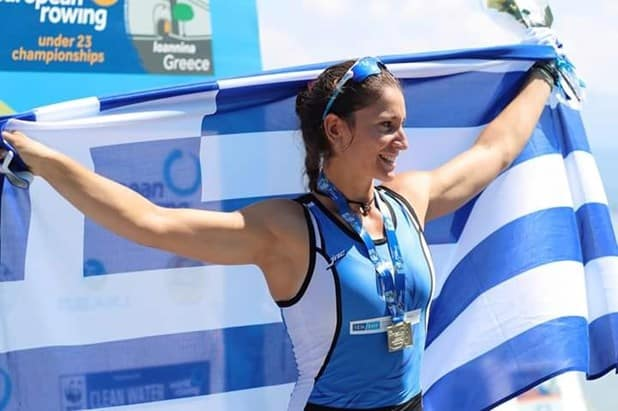 Greek rowing athlete Anneta Kyridou accuses coach of sexual harassment