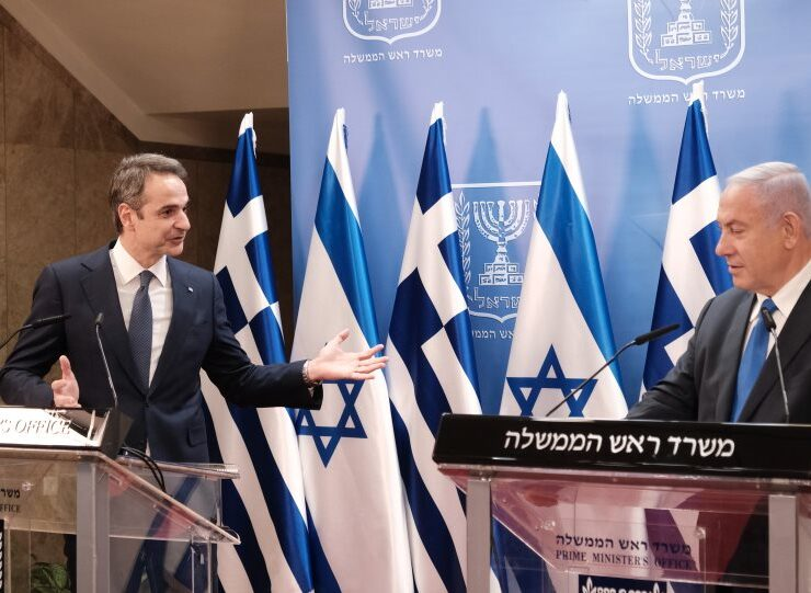 """Greece and Israel agree on a """"green passport"""" for tourism 1"""