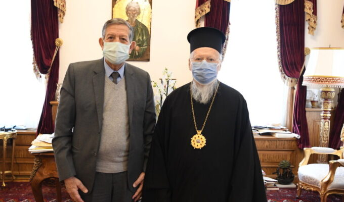 Ecumenical Patriarch Bartholomew meets with the Director-General of UNESCO