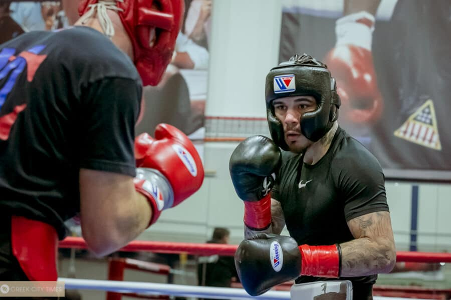 Undefeated Greek boxing sensation George Kambosos signs lucrative deal worth millions