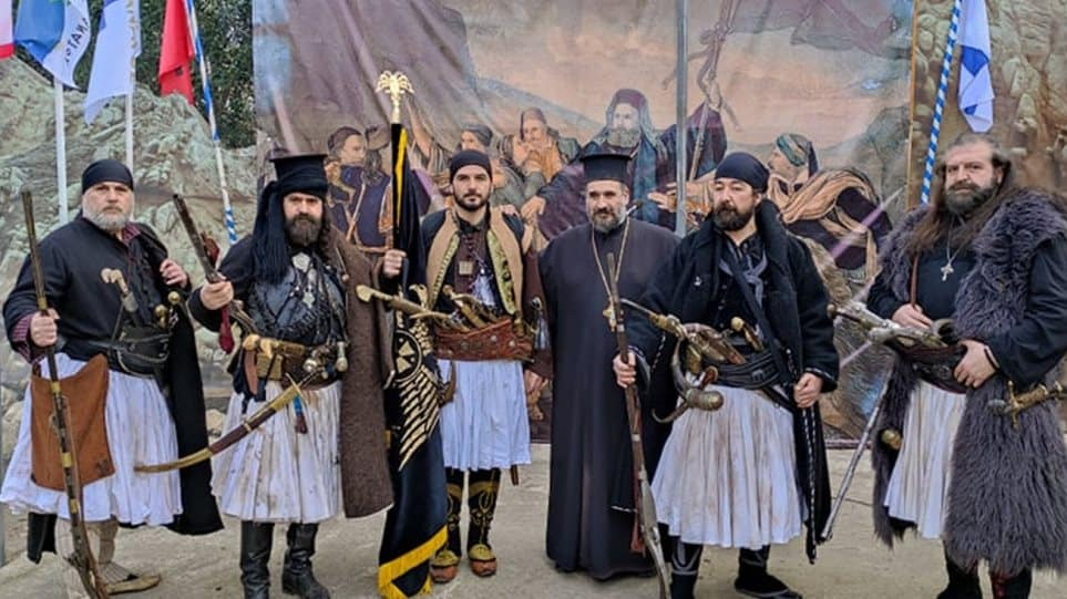 Theme park dedicated to 1821 Greek War of Independence opens in Serres 6