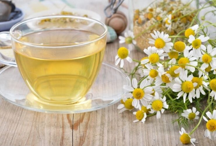 Sip the many great benefits of Greek chamomile tea