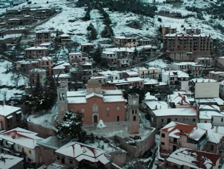 "Arachova, the ""Winter Mykonos of Greece"""