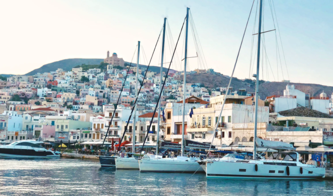 Syros features on Forbes list of the '5 Underrated Mediterranean Islands'
