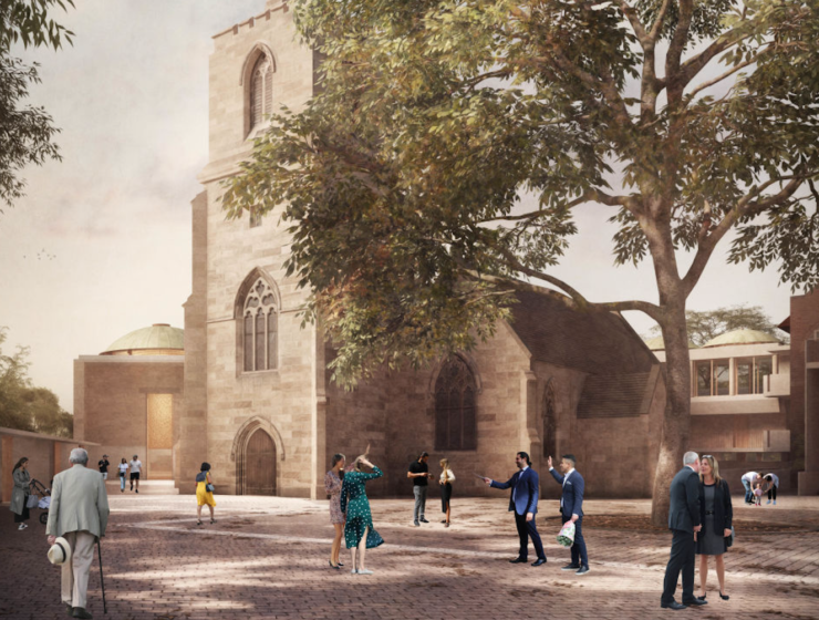 Plans for Australia's Greek Orthodox Cathedral redevelopment