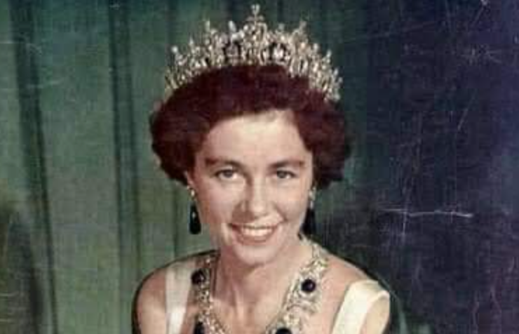 February 6, 1981- Queen Frederick, Queen of the Greeks passes away