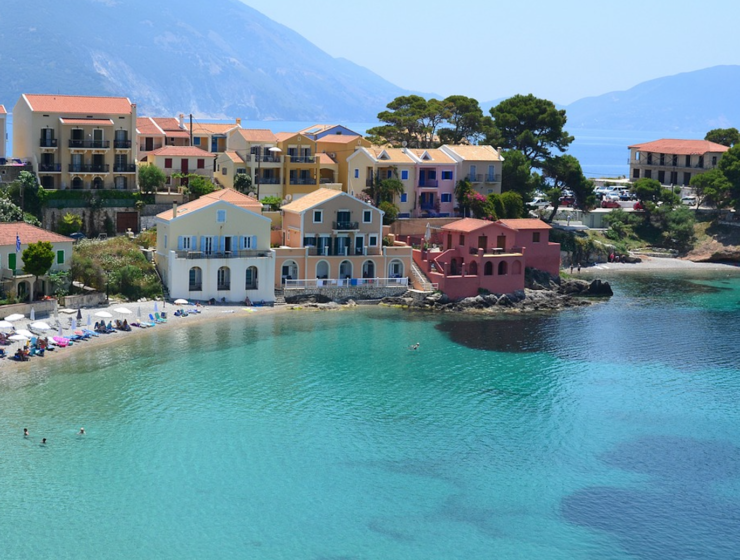 Kefalonia named one of the European Best Destinations for 2021