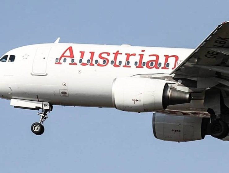 Austrian Airlines to gradually increase flights to Greek Destinations for summer 2021