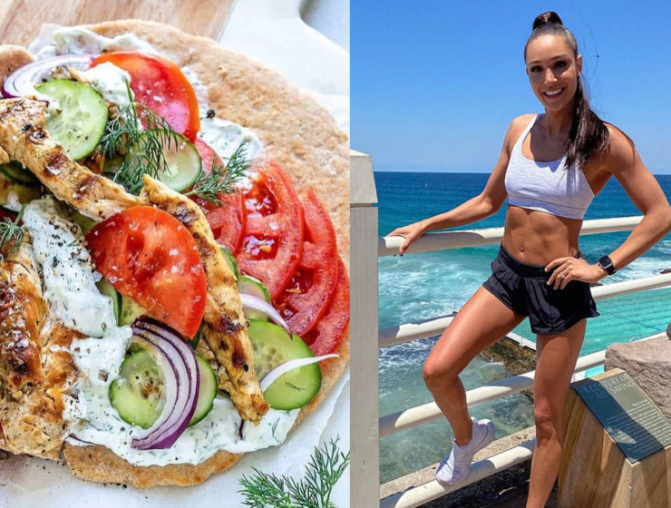 Greek Australian Fitness queen Kayla Itsines reveals her 'go-to meal'