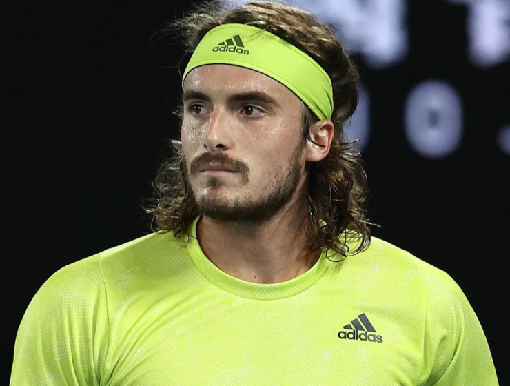 World reacts to 'Greek God' Tsitsipas after his epic comeback victory against Rafael Nadal