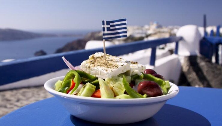 "Greece's Agriculture Ministry will promote the ""Greek Diet"" brand"
