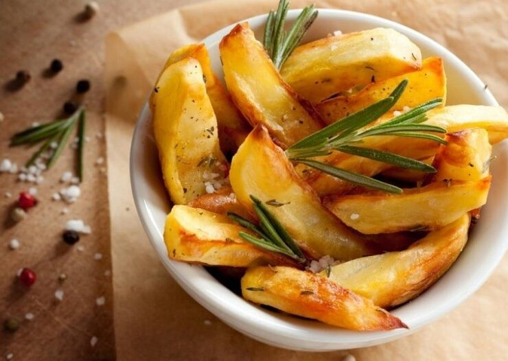Greek-style Roasted Potatoes Recipe
