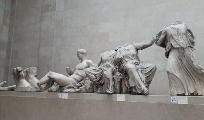 British Museum hires curator to research history of its collection, including the Parthenon Sculptures