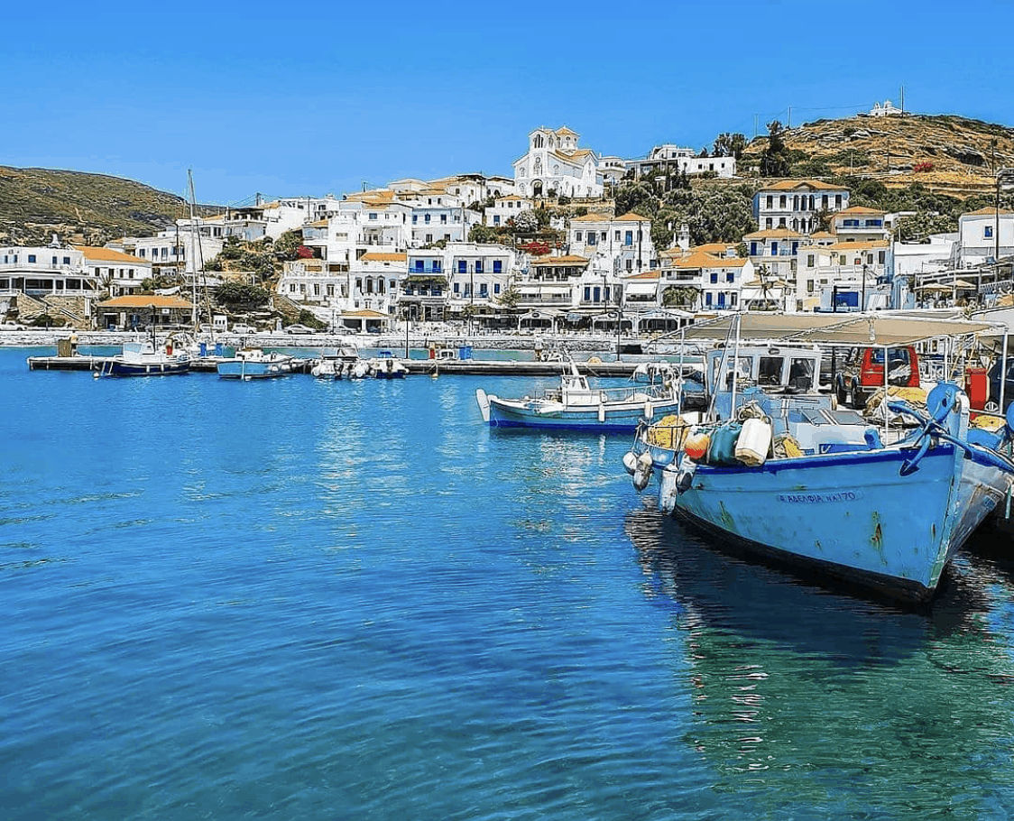 Andros, Cyclades