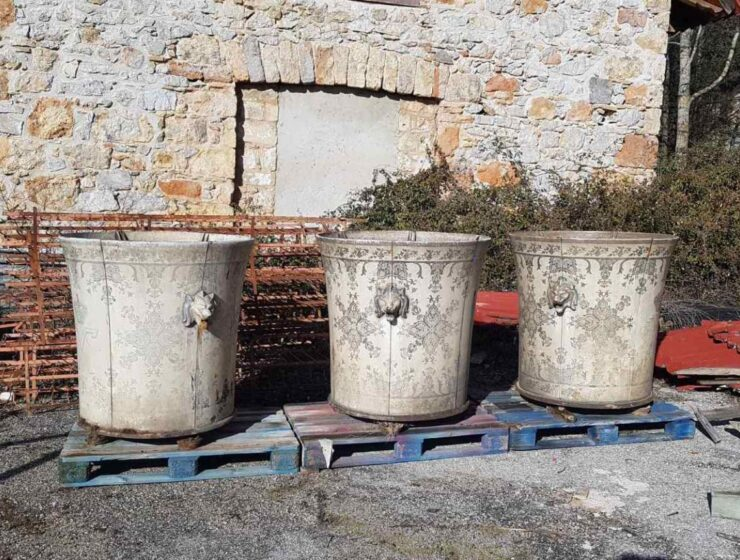 """Lost"" historic pot from Tatoi Palace has been located"