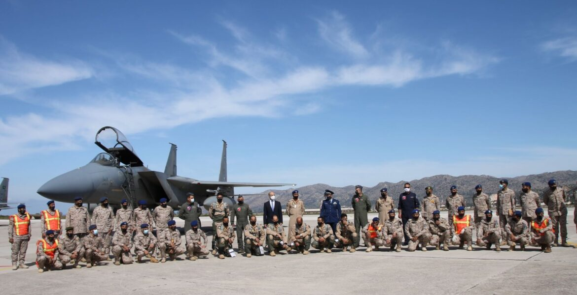 Saudi Air Force arrives in Crete for joint military exercises 1
