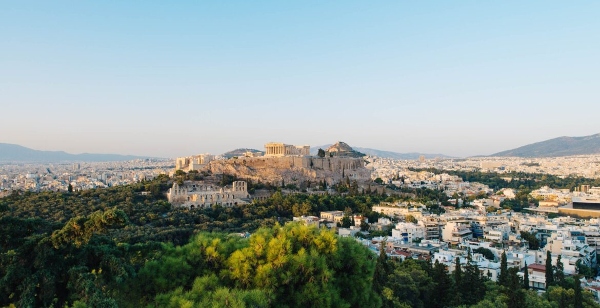 Athens recognised at the CDP Europe Awards 2021 for 'green recovery' actions