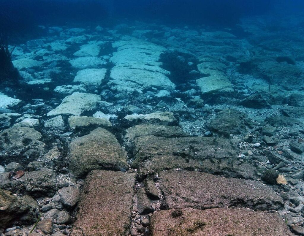 Underwater research sheds light on Crete's ancient sunken city of Olous