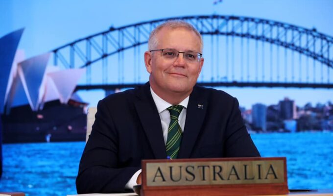 A message from Australian Prime Minister Scott Morrison on Greek Independence Day