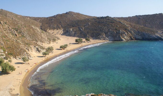 """Greece has two of the best """"secret"""" beaches in Europe"""