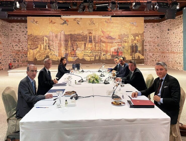 A date has been set for new exploratory talks with Turkey in Athens 3