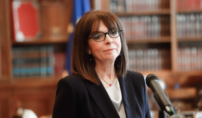 Ties between France and Greece are very strong in all areas, says President Sakellaropoulou