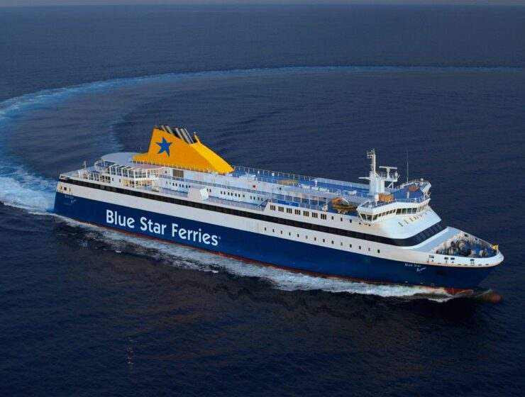 Ferries given the green light
