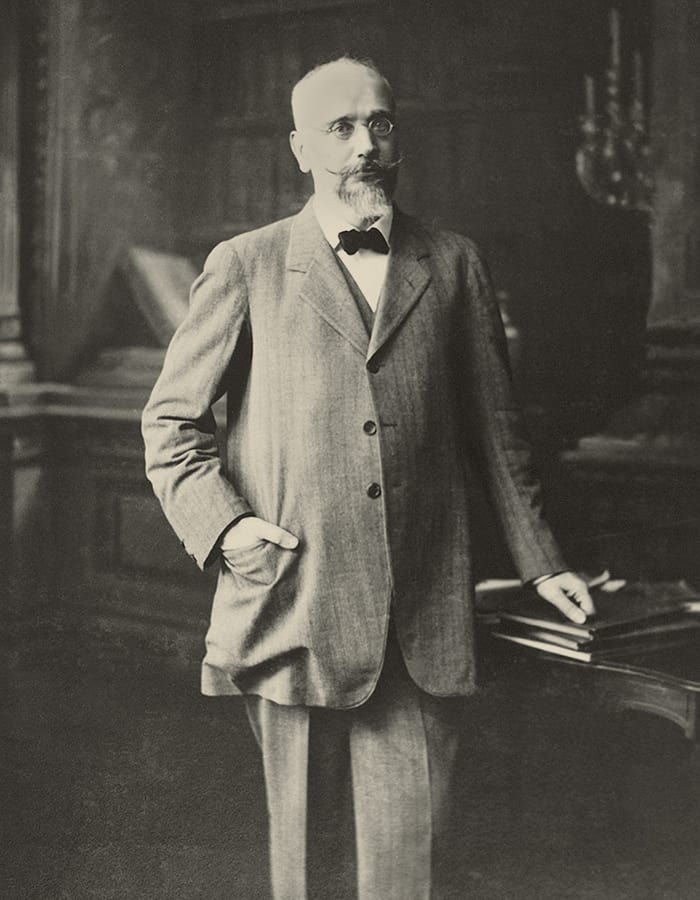 On this day in 1936, Eleftherios Venizelos passes away