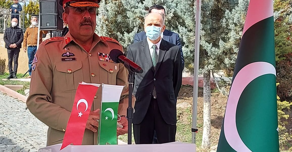 """Pakistan against Cyprus: """"The Cypriot issue is on the agenda - Long live Turkey!"""" 1"""