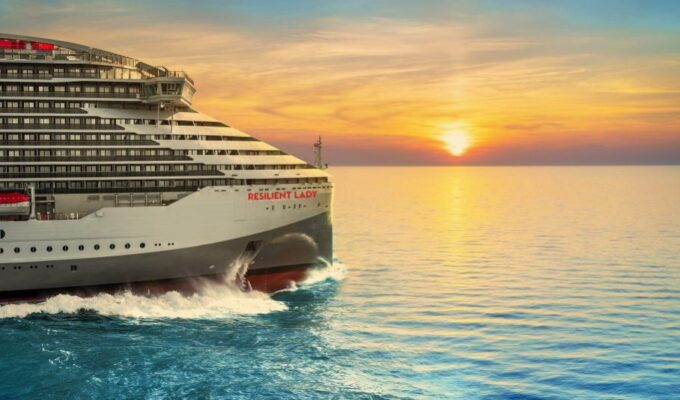 Cruise around the Greek islands aboard 'Resilient Lady' in 2022