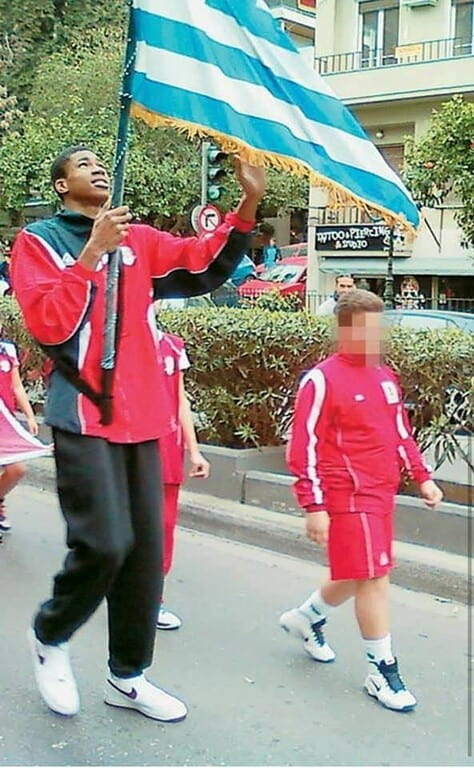 Throwback - The Greek Freak on Greek Independence Day
