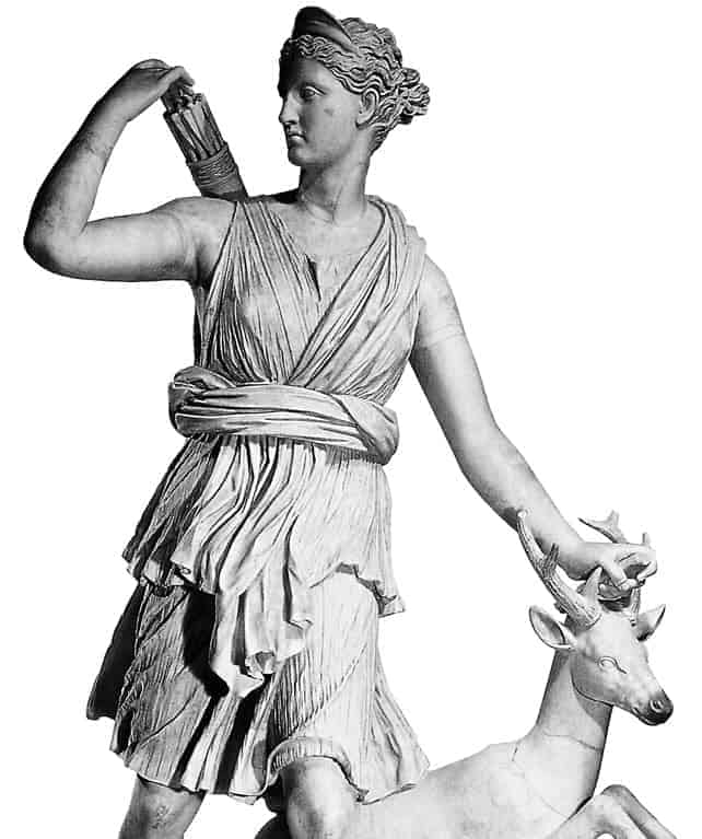 Top 10 Ancient Greek Goddesses 8