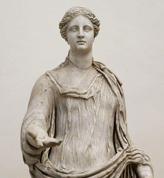 Top 10 Ancient Greek Goddesses 7