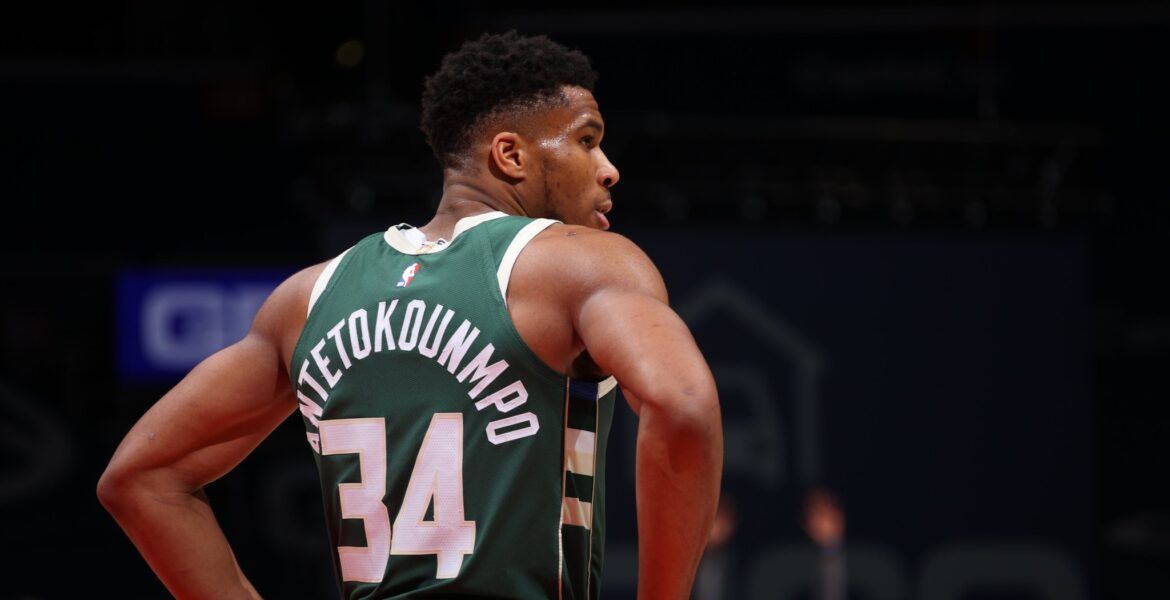 Giannis Antetokounmpo ruled out for Warriors-Bucks game Tuesday 1