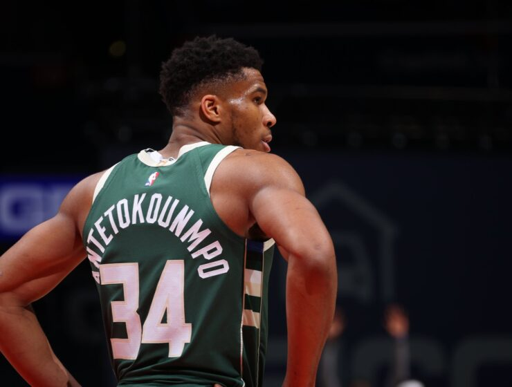 Giannis Antetokounmpo ruled out for Warriors-Bucks game Tuesday 2