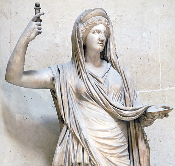 Top 10 Ancient Greek Goddesses 9