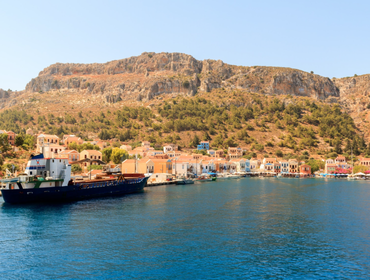 All Kastellorizo residents vaccinated against covid-19