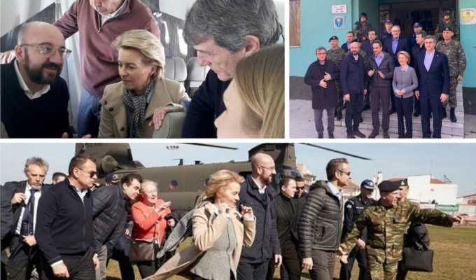 """EU Commission VP marks one year since """"memorable visit"""" to Evros"""