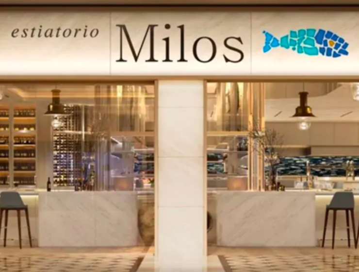Estiatorio Milos set to open in Las Vegas' Venetian Resort
