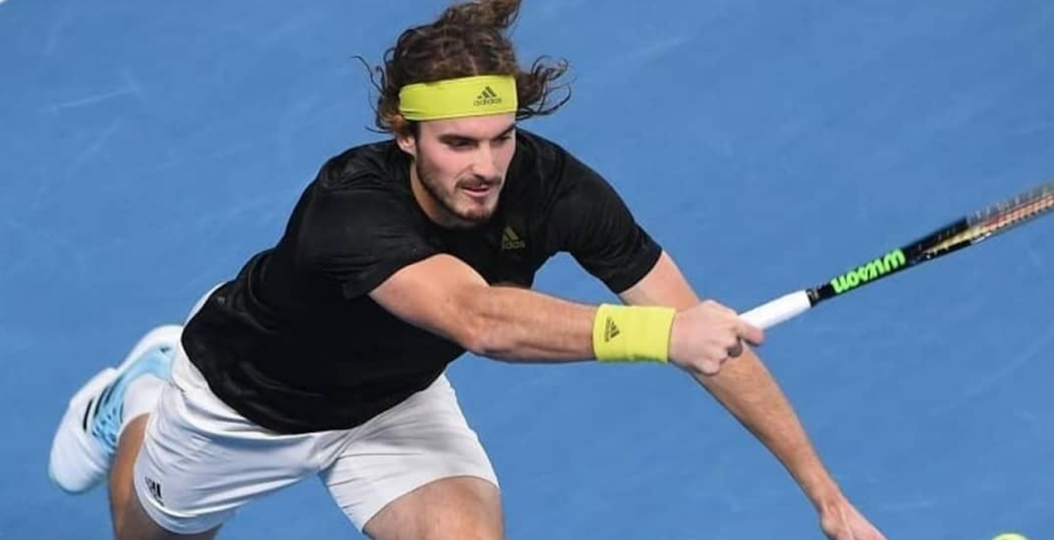 Stefanos Tsitsipas advances to second round at Mexican Open