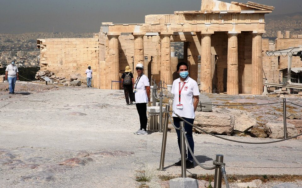 Greece eases some covid-19 lockdown rules