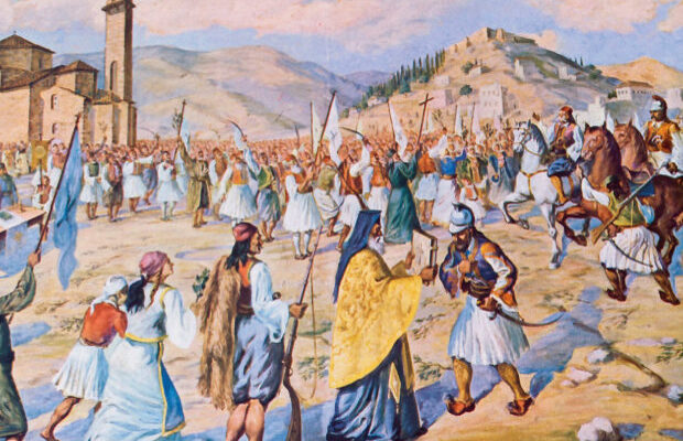 On this day in 1821, the liberation of Kalamata took place