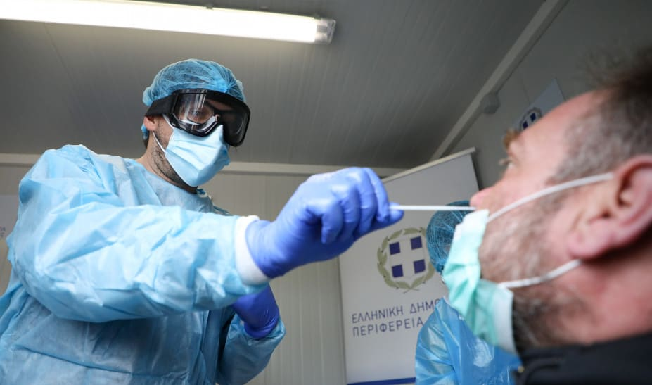 Greece records highest daily number of Covid-19 infections