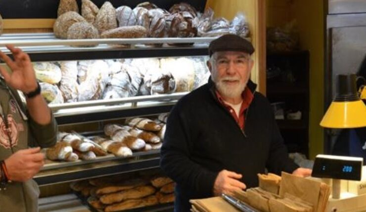 Legendary Greek baker Takis passes away aged 73