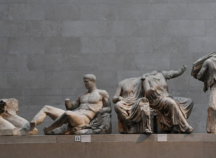 """The marbles belong in the Parthenon, says EU Commission VP Schinas"