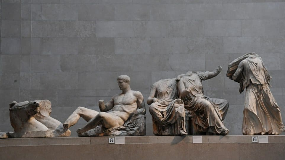 """""""The marbles belong in the Parthenon, says EU Commission VP Schinas"""
