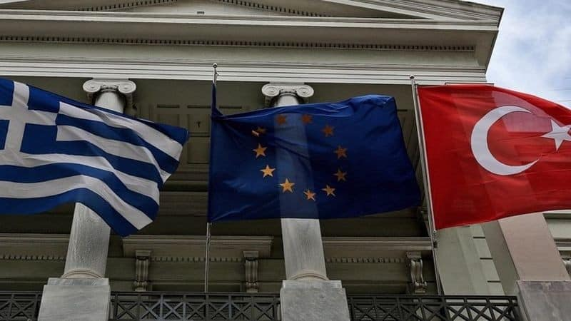 Exploratory talks between Greece and Turkey continue in Athens